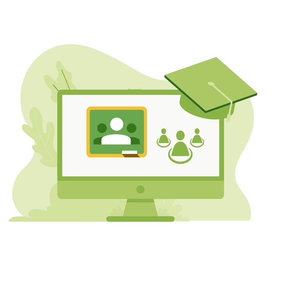 Google Classroom Basic Group Training 11-50 People (2 Sessions)