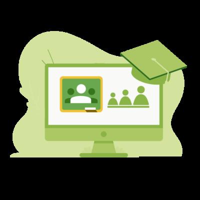 Google Classroom Advanced Group Training 1-10 People